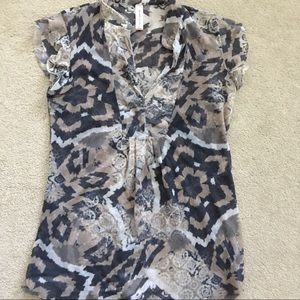 Sweet pea blouse from Evereve